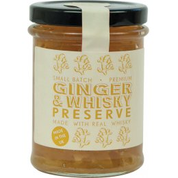 Fosters Ginger & Whiskey Preserve - 240g
