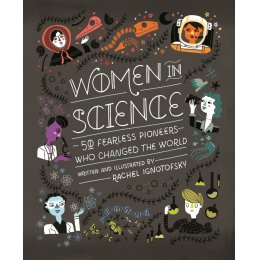 Women in Science Hardback Book