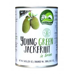 Natures Charm Young Green Jackfruit in Water - 565g
