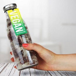 The Treat Kitchen Vegan Cola Bottles - 400g