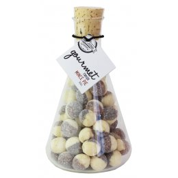 The Treat Kitchen Gourmet Mince Pie Sweets in a Glass Flask - 350g