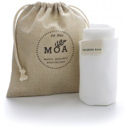 MOA Bamboo Cloths in Hemp Bag - Pack of 2