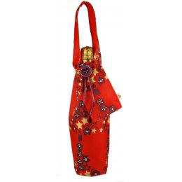 Wrag Wrap Reusable Bottle Bag - Cranberry Red