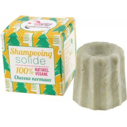 Lamazuna Scotch Pine Solid Shampoo Bar - 55g
