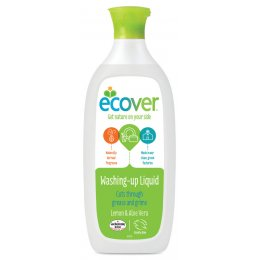 Ecover Washing Up Liquid - Lemon - 500ml