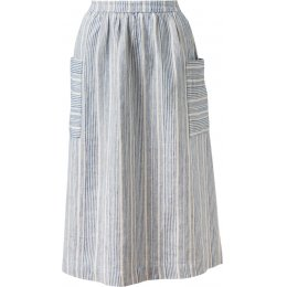 Thought Luis Stripe Midi Skirt