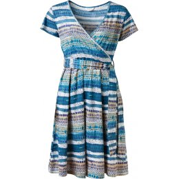 Nomads Aegean Cross Front Dress