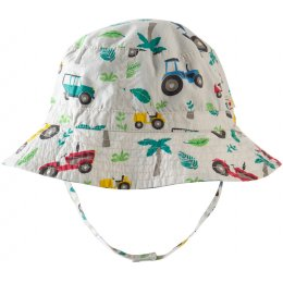 Frugi Tropical Tresco Little Dexter Reversible Hat