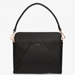 Matt & Nat Vegan Whilem Handbag - Black