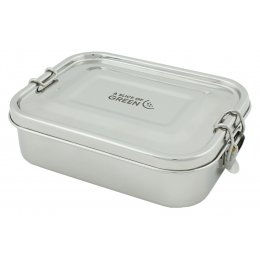 A Slice of Green Adoni Leak Resistant Stainless Steel Lunch Box
