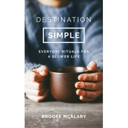 Destination Simple Hardback Book