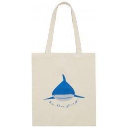 BBC Earth Shark Tote Bag