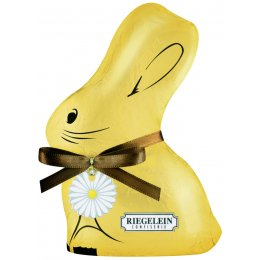 Riegelein Golden Easter Chocolate Bunny - 225g