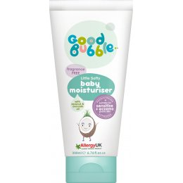 Good Bubble Little Softy Fragrance Free Moisturiser - 200ml
