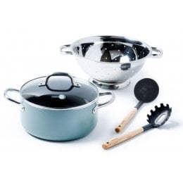 GreenPan Mayflower Pasta set