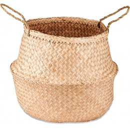 Natural Ekuri Basket - Large