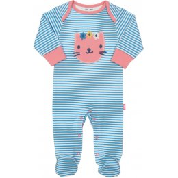 Kite Stripy Mercat Sleepsuit