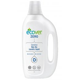 Ecover ZERO  Non-Bio Sensitive Laundry Liquid - 1.5L - 42 Washes
