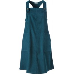 Nomads Fir Cord Dungaree Dress
