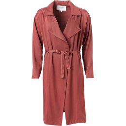 Thought Garnet Red Modal Thyra Jacket