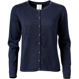 Thought Navy Bodil Cardigan
