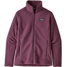 Patagonia Womens Classic Synchilla Jacket - Light Balsamic