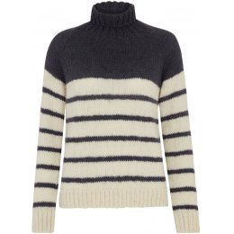 People Tree Liz Stripe Jumper