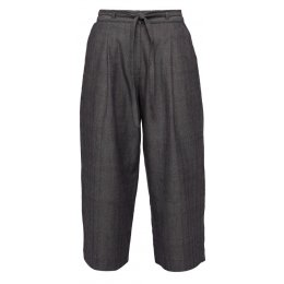 People Tree Tallulah Herringbone Trousers