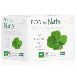 Eco by Naty Nursing Pads - Pack of 30