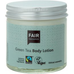 Fair Squared Green Tea Body Lotion - 100ml