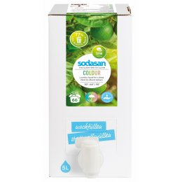 Sodasan Colour Laundry Liquid - 5L