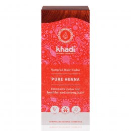 Khadi Herbal Hair Colour - Pure Henna  - 100g