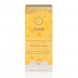 Khadi Herbal Hair Colour Blonde - Golden Hint - 100g
