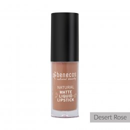 Benecos Natural Matte Liquid Lipstick - 5ml
