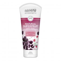 Lavera Natural Superfruit Acai & Goji Body Wash - 200ml