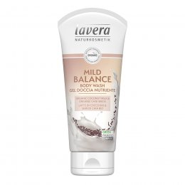 Lavera Mild Balance Coconut Milk & Chia Seed Body Wash - 200ml