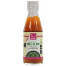 Thai Taste Vegan Fish Sauce - 180ml