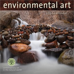 Environmental Art 2020 Wall Calendar