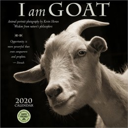 I Am Goat 2020 Wall Calendar