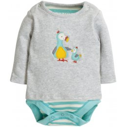 Frugi Dodo Poppet 2 in 1 Body