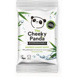 The Cheeky Panda Bamboo Travel Wipes - 12 Wipes
