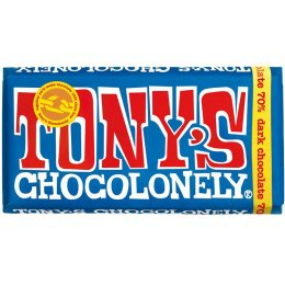 Tonys Chocolonely Dark Chocolate - 180g