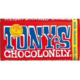 Tonys Chocolonely Milk Chocolate - 180g