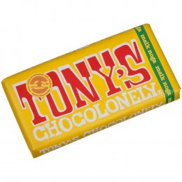 Tonys Chocolonely Milk Chocolate and Nougat - 180g