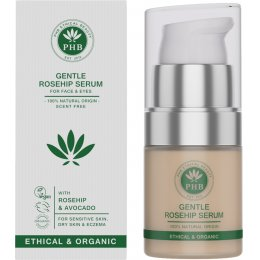 PHB Ethical Beauty Gentle Rosehip Serum - 20ml