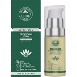 PHB Ethical Beauty Superfood 2-in-1 Face & Eye Serum - 30ml