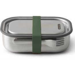 Black & Blum Stainless Steel Lunch Box - Olive