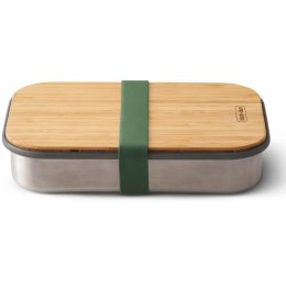 Black & Blum Stainless Steel Sandwich Box - Olive