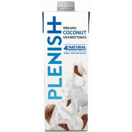 Plenish Organic Coconut Milk - 1L