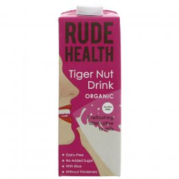 Rude Health Organic Tiger Nut Drink - 1L